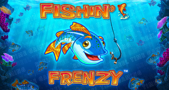 fishin frenzy casino